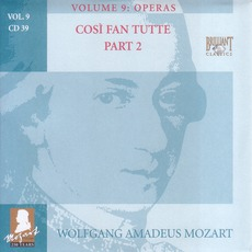 Complete Works, Volume 9: Operas - CD39 mp3 Artist Compilation by Wolfgang Amadeus Mozart