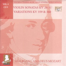 Complete Works, Volume 4: Chamber Music - CD9 mp3 Artist Compilation by Wolfgang Amadeus Mozart