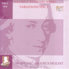 Complete Works, Volume 6: Keyboard Works - CD6 mp3 Artist Compilation by Wolfgang Amadeus Mozart