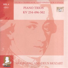 Complete Works, Volume 4: Chamber Music - CD3 mp3 Artist Compilation by Wolfgang Amadeus Mozart