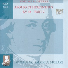 Complete Works, Volume 9: Operas - CD2 mp3 Artist Compilation by Wolfgang Amadeus Mozart