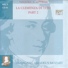 Complete Works, Volume 9: Operas - CD44 mp3 Artist Compilation by Wolfgang Amadeus Mozart