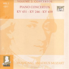 Complete Works, Volume 2: Concertos - CD7 mp3 Artist Compilation by Wolfgang Amadeus Mozart
