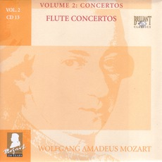 Complete Works, Volume 2: Concertos - CD13 mp3 Artist Compilation by Wolfgang Amadeus Mozart