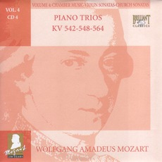 Complete Works, Volume 4: Chamber Music - CD4 mp3 Artist Compilation by Wolfgang Amadeus Mozart