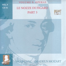 Complete Works, Volume 9: Operas - CD34 mp3 Artist Compilation by Wolfgang Amadeus Mozart