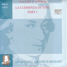Complete Works, Volume 9: Operas - CD43 mp3 Artist Compilation by Wolfgang Amadeus Mozart
