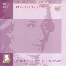 Complete Works, Volume 6: Keyboard Works - CD10 mp3 Artist Compilation by Wolfgang Amadeus Mozart