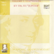 Complete Works, Volume 1: Symphonies - CD11 mp3 Artist Compilation by Wolfgang Amadeus Mozart