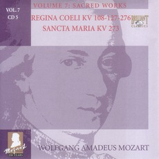 Complete Works, Volume 7: Sacred Works - CD5 mp3 Artist Compilation by Wolfgang Amadeus Mozart
