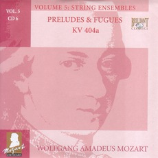 Complete Works, Volume 5: String Ensembles - CD6 mp3 Artist Compilation by Wolfgang Amadeus Mozart