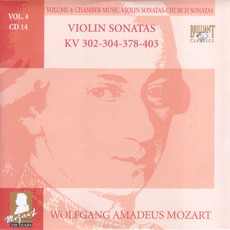 Complete Works, Volume 4: Chamber Music - CD14 mp3 Artist Compilation by Wolfgang Amadeus Mozart