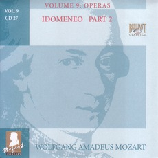Complete Works, Volume 9: Operas - CD27 mp3 Artist Compilation by Wolfgang Amadeus Mozart