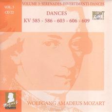 Complete Works, Volume 3: Serenades, Divertimenti, Dances - CD22 mp3 Artist Compilation by Wolfgang Amadeus Mozart
