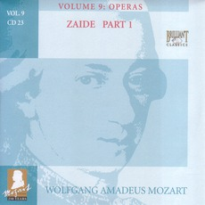Complete Works, Volume 9: Operas - CD23 mp3 Artist Compilation by Wolfgang Amadeus Mozart