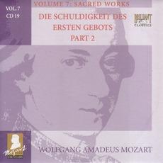 Complete Works, Volume 7: Sacred Works - CD19 mp3 Artist Compilation by Wolfgang Amadeus Mozart