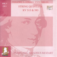Complete Works, Volume 5: String Ensembles - CD2 mp3 Artist Compilation by Wolfgang Amadeus Mozart