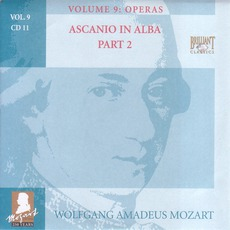 Complete Works, Volume 9: Operas - CD11 mp3 Artist Compilation by Wolfgang Amadeus Mozart