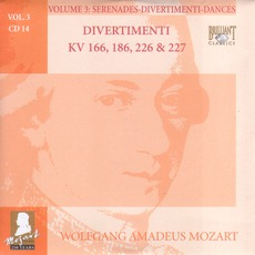 Complete Works, Volume 3: Serenades, Divertimenti, Dances - CD14 mp3 Artist Compilation by Wolfgang Amadeus Mozart