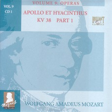 Complete Works, Volume 9: Operas - CD1 mp3 Artist Compilation by Wolfgang Amadeus Mozart