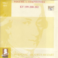 Complete Works, Volume 1: Symphonies - CD5 mp3 Artist Compilation by Wolfgang Amadeus Mozart
