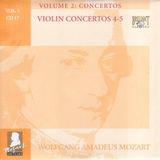 Complete Works, Volume 2: Concertos - CD17 mp3 Artist Compilation by Wolfgang Amadeus Mozart