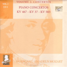Complete Works, Volume 2: Concertos - CD4 mp3 Artist Compilation by Wolfgang Amadeus Mozart