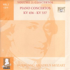 Complete Works, Volume 2: Concertos - CD9 mp3 Artist Compilation by Wolfgang Amadeus Mozart