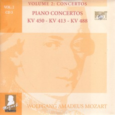 Complete Works, Volume 2: Concertos - CD3 mp3 Artist Compilation by Wolfgang Amadeus Mozart