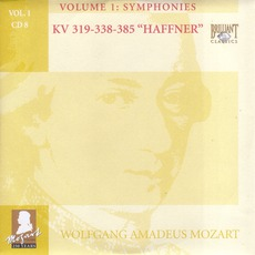 Complete Works, Volume 1: Symphonies - CD8 mp3 Artist Compilation by Wolfgang Amadeus Mozart
