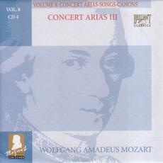 Complete Works, Volume 8: Concert Arias, Songs, Canons - CD4 mp3 Artist Compilation by Wolfgang Amadeus Mozart