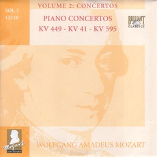 Complete Works, Volume 2: Concertos - CD10 mp3 Artist Compilation by Wolfgang Amadeus Mozart