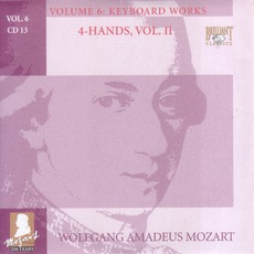 Complete Works, Volume 6: Keyboard Works - CD13 mp3 Artist Compilation by Wolfgang Amadeus Mozart