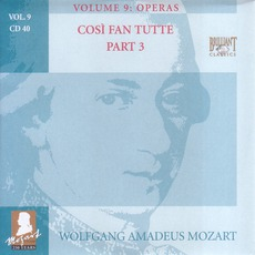 Complete Works, Volume 9: Operas - CD40 mp3 Artist Compilation by Wolfgang Amadeus Mozart