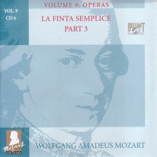 Complete Works, Volume 9: Operas - CD6 mp3 Artist Compilation by Wolfgang Amadeus Mozart