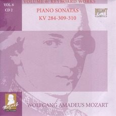 Complete Works, Volume 6: Keyboard Works - CD2 mp3 Artist Compilation by Wolfgang Amadeus Mozart