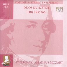 Complete Works, Volume 5: String Ensembles - CD5 mp3 Artist Compilation by Wolfgang Amadeus Mozart