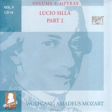 Complete Works, Volume 9: Operas - CD16 mp3 Artist Compilation by Wolfgang Amadeus Mozart