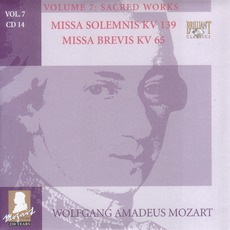 Complete Works, Volume 7: Sacred Works - CD14 mp3 Artist Compilation by Wolfgang Amadeus Mozart