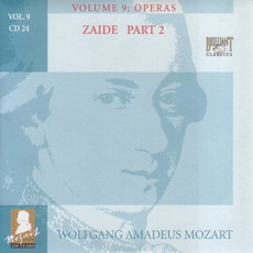 Complete Works, Volume 9: Operas - CD24 mp3 Artist Compilation by Wolfgang Amadeus Mozart