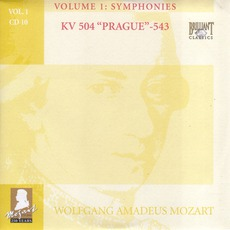 Complete Works, Volume 1: Symphonies - CD10 mp3 Artist Compilation by Wolfgang Amadeus Mozart