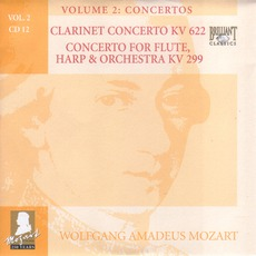 Complete Works, Volume 2: Concertos - CD12 mp3 Artist Compilation by Wolfgang Amadeus Mozart