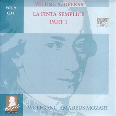Complete Works, Volume 9: Operas - CD4 mp3 Artist Compilation by Wolfgang Amadeus Mozart
