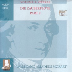Complete Works, Volume 9: Operas - CD42 mp3 Artist Compilation by Wolfgang Amadeus Mozart
