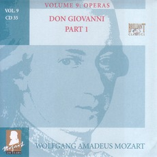 Complete Works, Volume 9: Operas - CD35 mp3 Artist Compilation by Wolfgang Amadeus Mozart