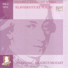 Complete Works, Volume 6: Keyboard Works - CD11 mp3 Artist Compilation by Wolfgang Amadeus Mozart