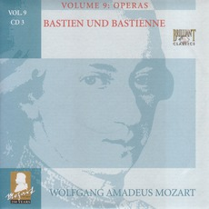 Complete Works, Volume 9: Operas - CD3 mp3 Artist Compilation by Wolfgang Amadeus Mozart