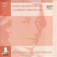 Complete Works, Volume 4: Chamber Music - CD2 mp3 Artist Compilation by Wolfgang Amadeus Mozart