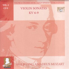 Complete Works, Volume 4: Chamber Music - CD8 mp3 Artist Compilation by Wolfgang Amadeus Mozart