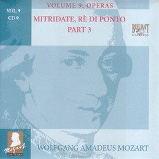 Complete Works, Volume 9: Operas - CD9 mp3 Artist Compilation by Wolfgang Amadeus Mozart